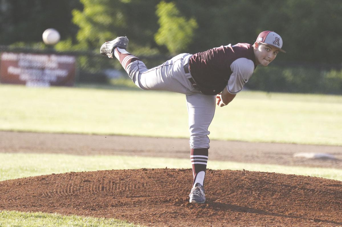 8408c0828 64th District baseball — Ashland leans on Stevens