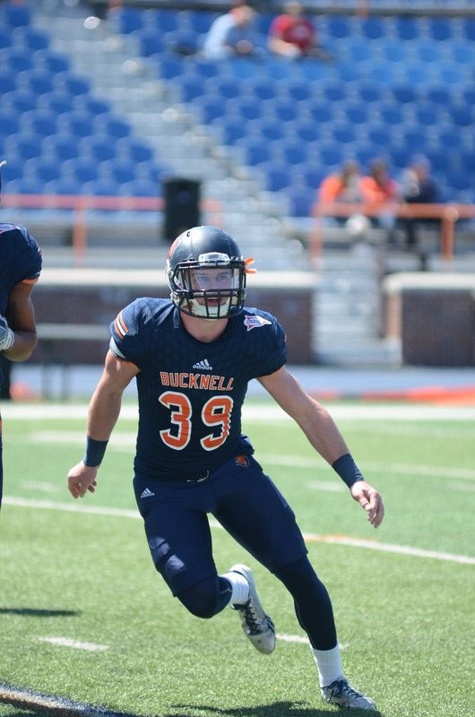 College Football: Injuries limit contact in Bucknell spring