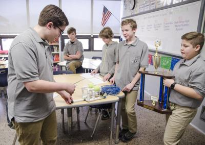 Danville Middle School team will compete in international