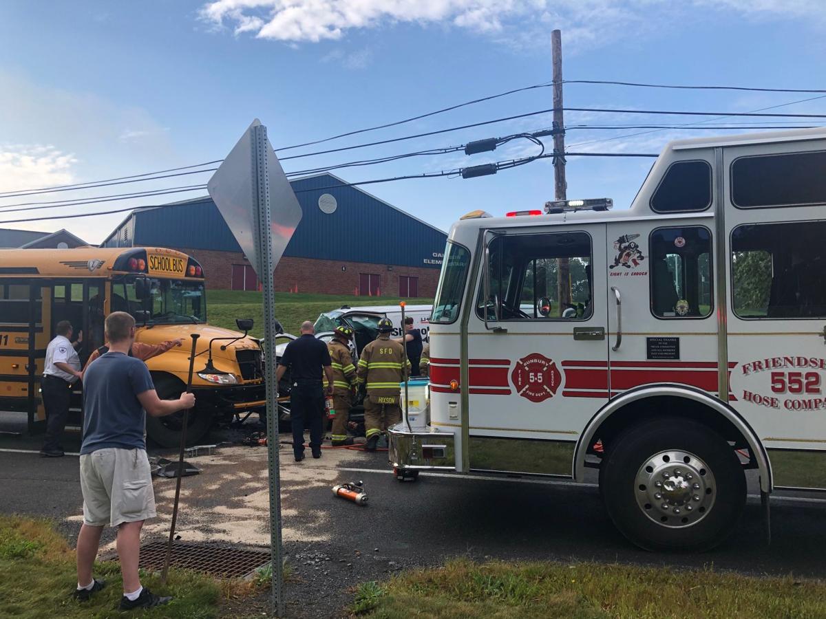 Shikellamy bus crash