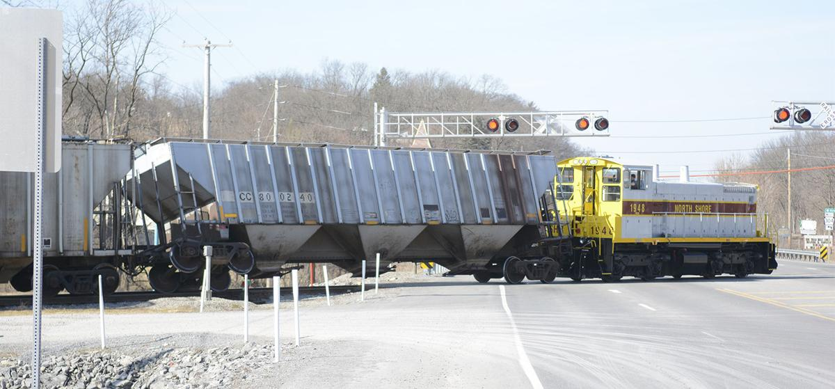 Route 15 Reopens At Winfield Following Train Derailment News