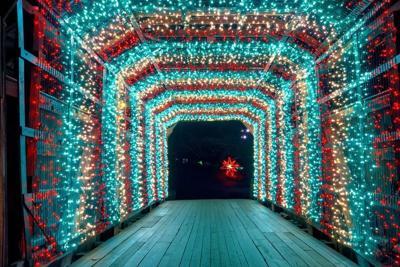 Knoebels host first Christmas celebrations