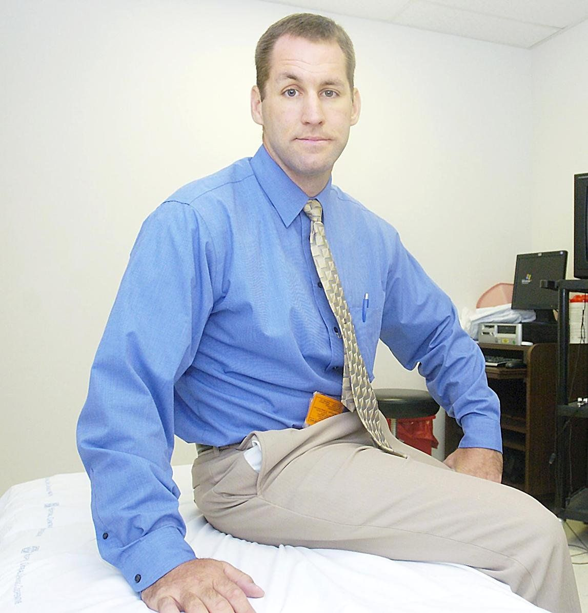 Health south physical therapy - Geisinger Healthsouth Rehabilitation Physical Therapy Team Leader Jeff Walter Recently Received His Certification To Become A Specialist In Neurologic