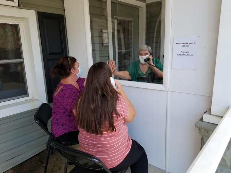 Nursing homes adapting to care for residents during a pandemic