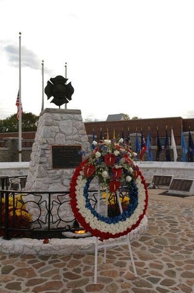 Valley community reels from first responders' deaths; Wolf orders flags to half staff