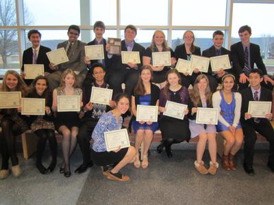 Danville Forensics District 9 Champs Again | Local News