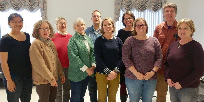 Eight new volunteers join mediation center
