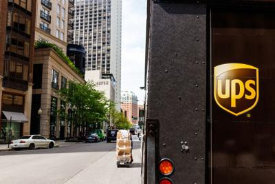 UPS reports record revenue as pandemic fuels online orders, shipping