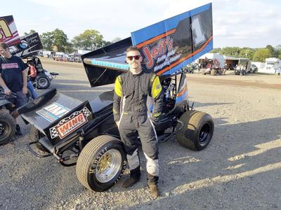 Hummel improving in first year of sprint car racing