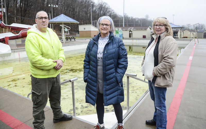 Foundation grant will pay for $150K in pool repairs
