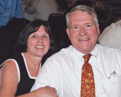 Joanne and Mike Benjamin