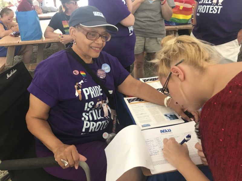 More than 300 gather at annual Pride Picnic