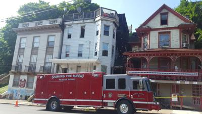Shamokin fire officials on scene to inspect cause of late-night blaze