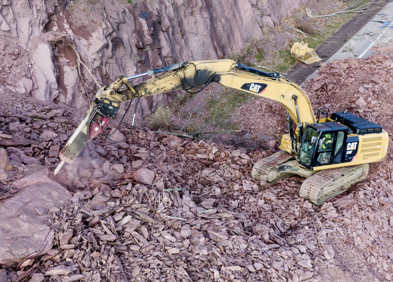 No time set for Route 11 rockslide recovery; state must assess road after cleanup