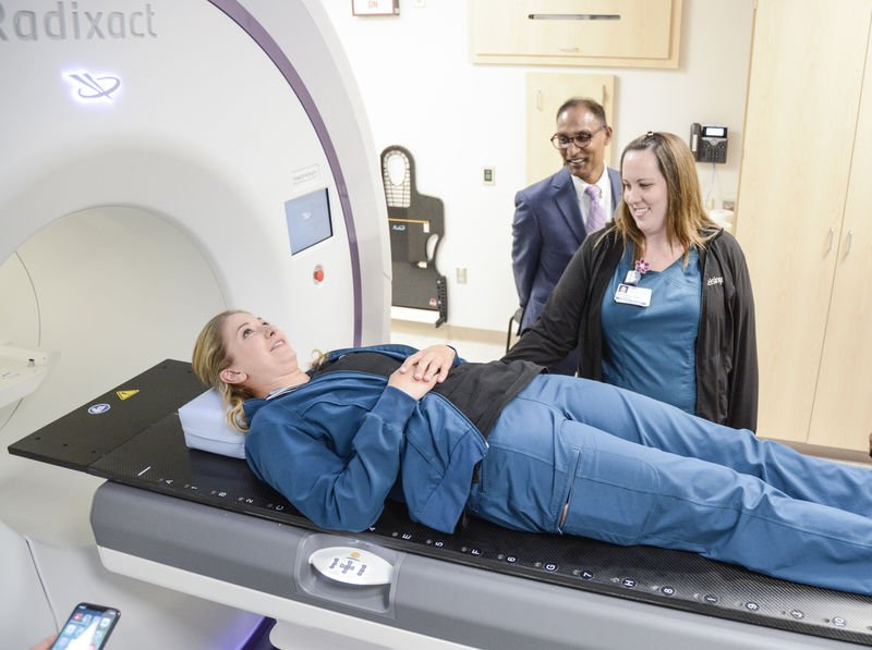 Geisinger introduces machine to better treat cancer patients