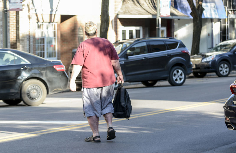 Sunbury cracking down on jaywalking, distracted driving