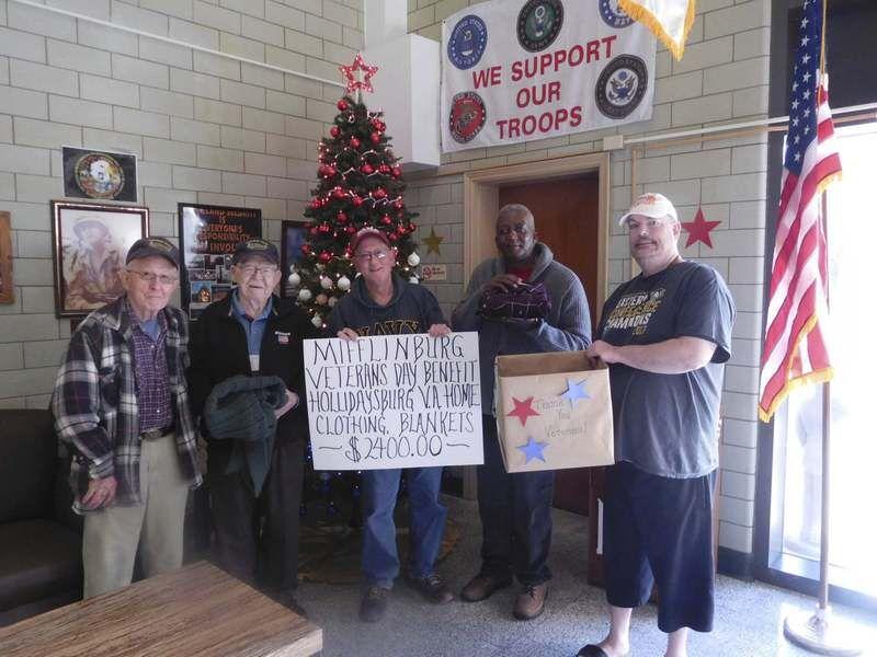 Lewisburg man honors veterans through charity, memorial