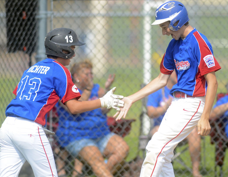Big inning solid pitching lift Selinsgrove to states : pa little league sectionals - Sectionals, Sofas & Couches