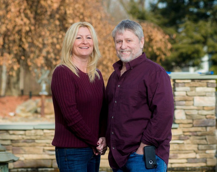Pair lauded for charity work in Valley
