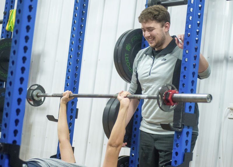Personal trainer opens all-day, appointment-only facility
