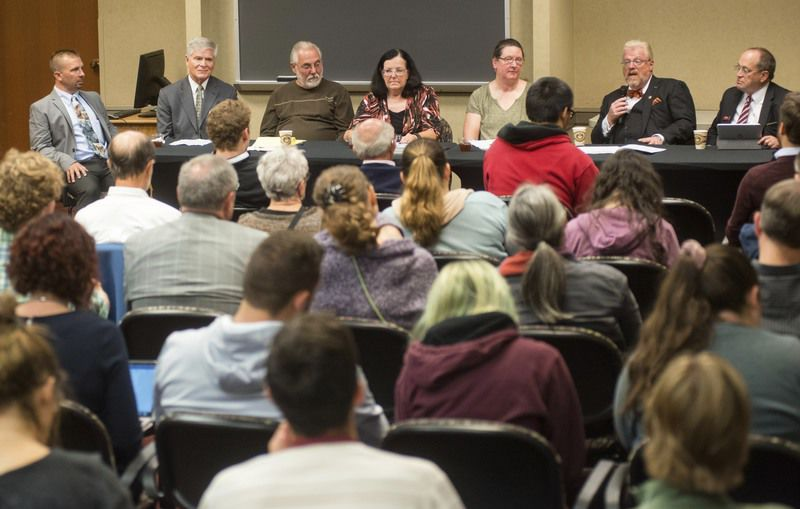 Susquehanna University and Selinsgrove Borough build ties at public forum