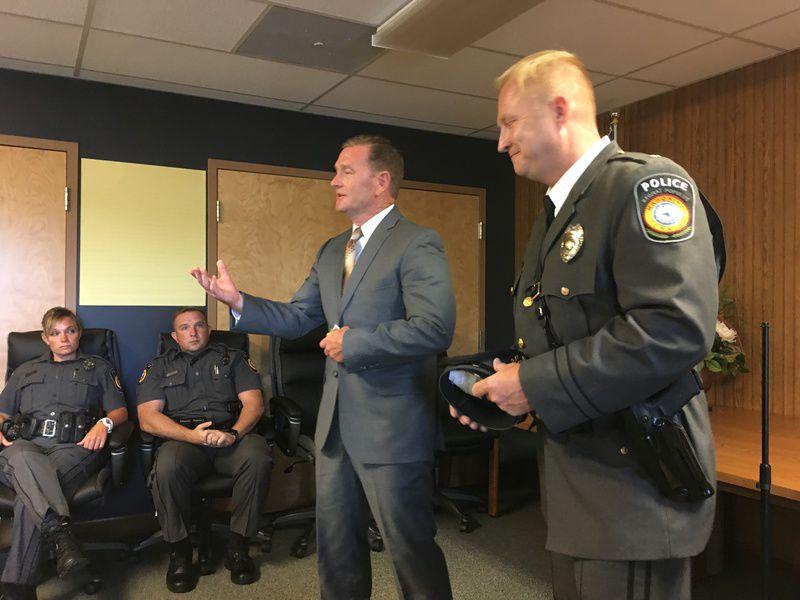 Mifflinburg police chief to head Mahoning department