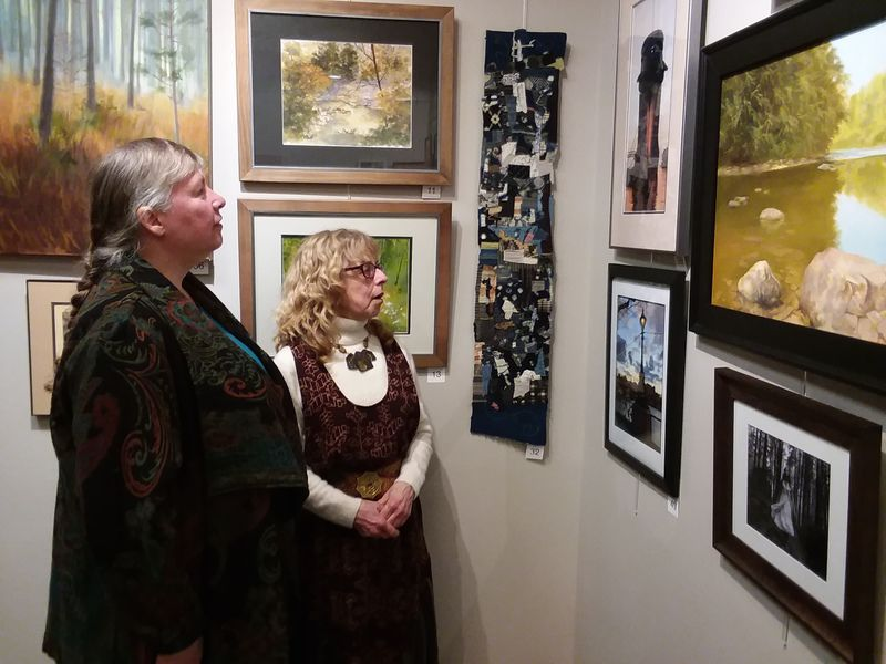 Supporting art in Central Pennsylvania