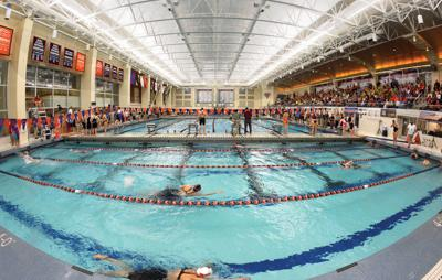 Bucknell athletic events going on as scheduled district 4 - Bucknell university swimming pool ...