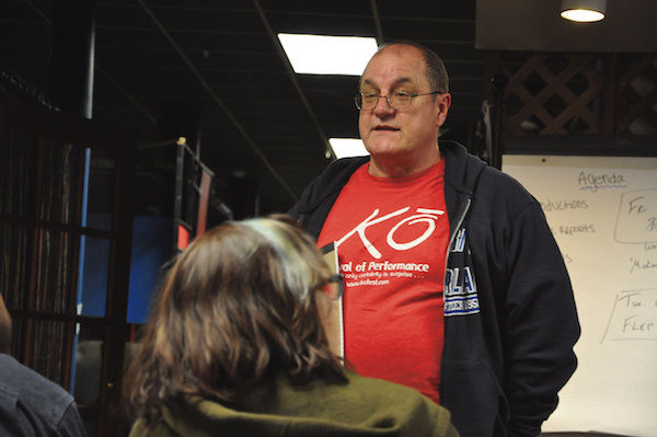 Anti-Trump group finds allies in Danville residents
