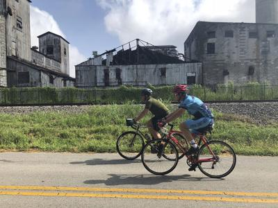 Bourbon and bikes: Discovering Kentucky's distilleries on a cycling adventure
