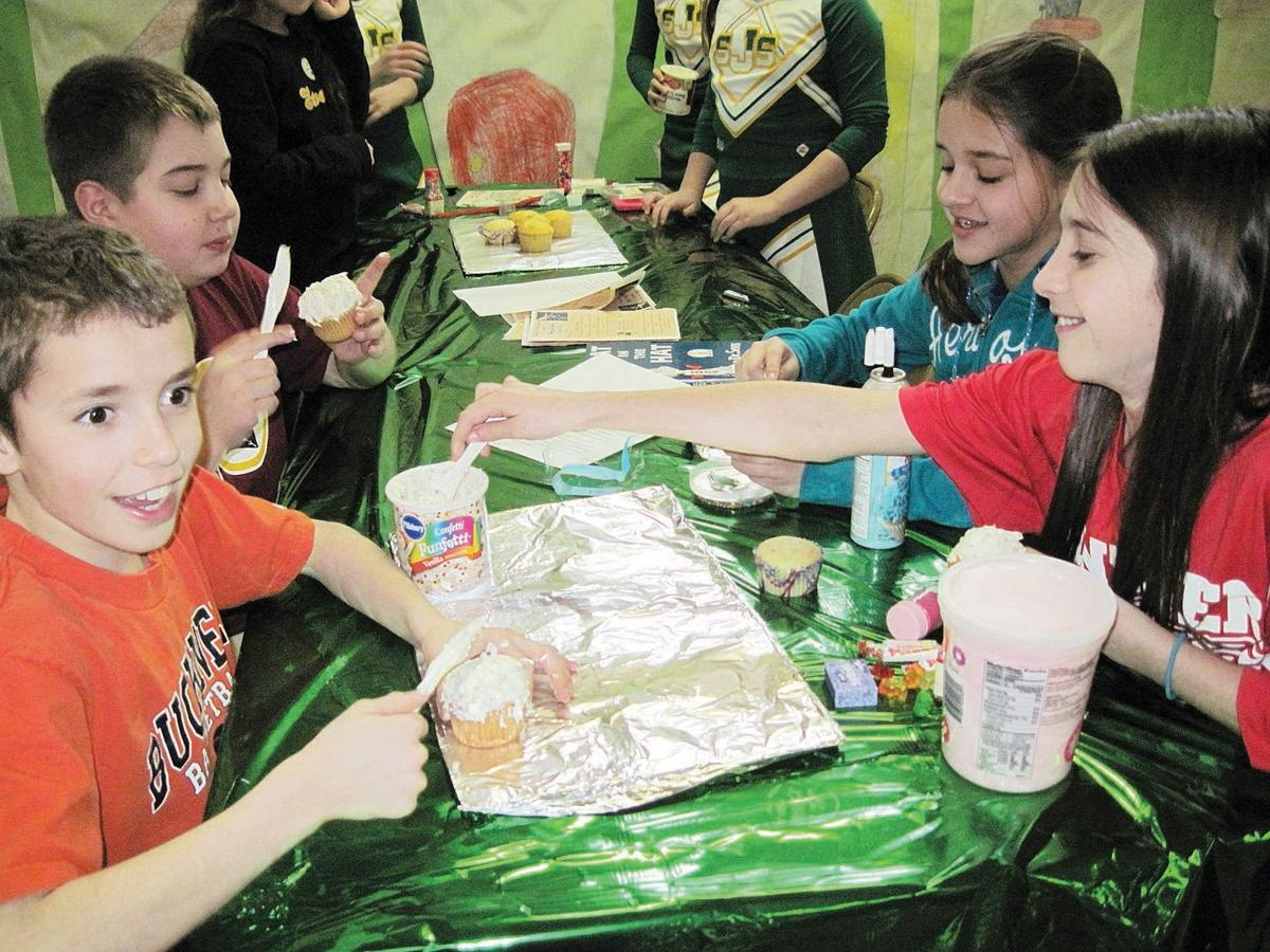 Cupcakes become the canvas at the St  Joseph School | News