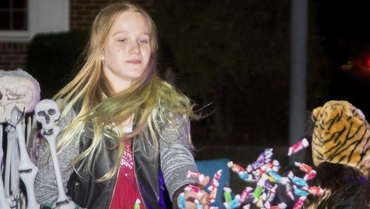 Halloween parade evokes fond memories for locals
