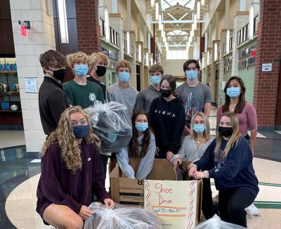 Lewisburg High students hosting shoe-drive fundraiser for Class of 2023