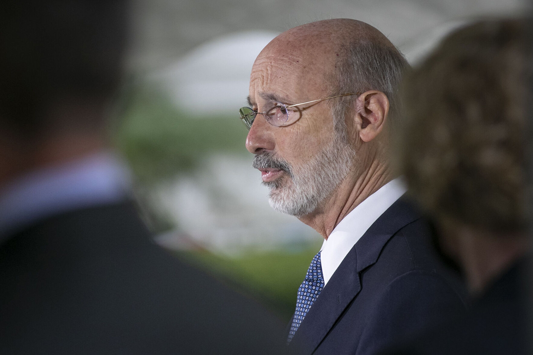 Wolf touts financial benefits of climate change partnerships