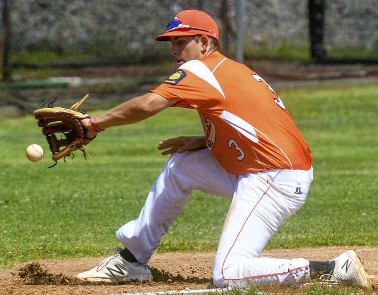 Albertson settles down, pitches Danville to win