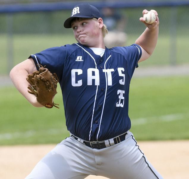 Mifflinburg junior to pitch at VCU