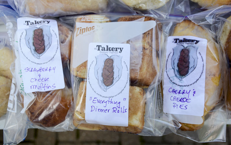 Sunbury Together offers produce, baked goods for members of community