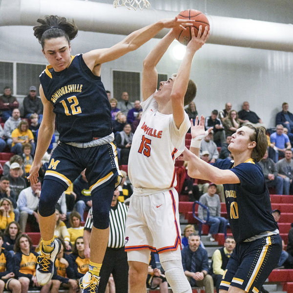 James, Danville put away Montoursville