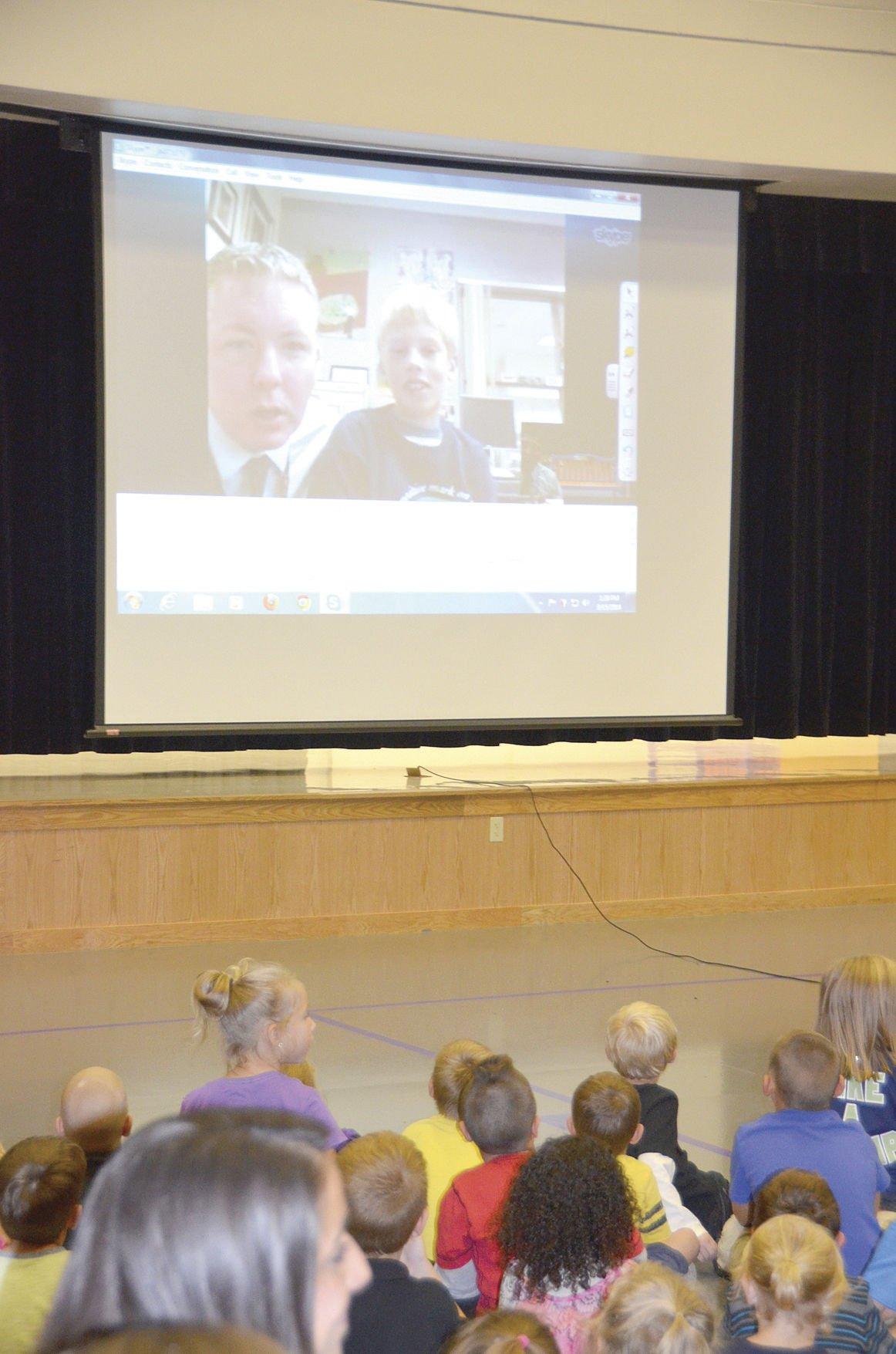 Danville Middle School dedicates Buddy Bench to school friend lost