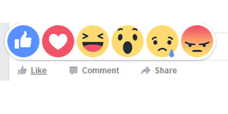 Like It Love It Facebook Adds 5 Emoji Options Lifestyles