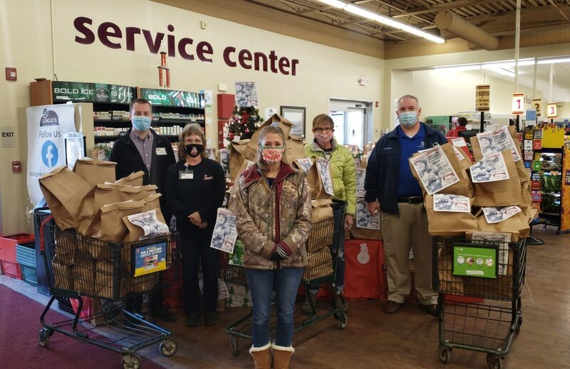 Smedley feeds hungry families in the Valley