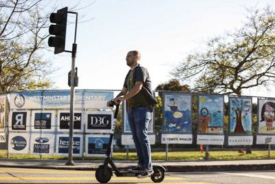 Electric scooters not simple environmental solution | Business