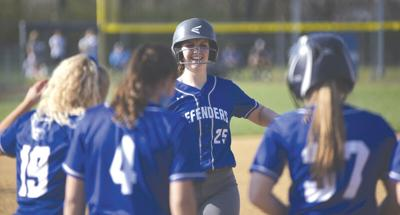 Evans, Warrior Run win in extra innings