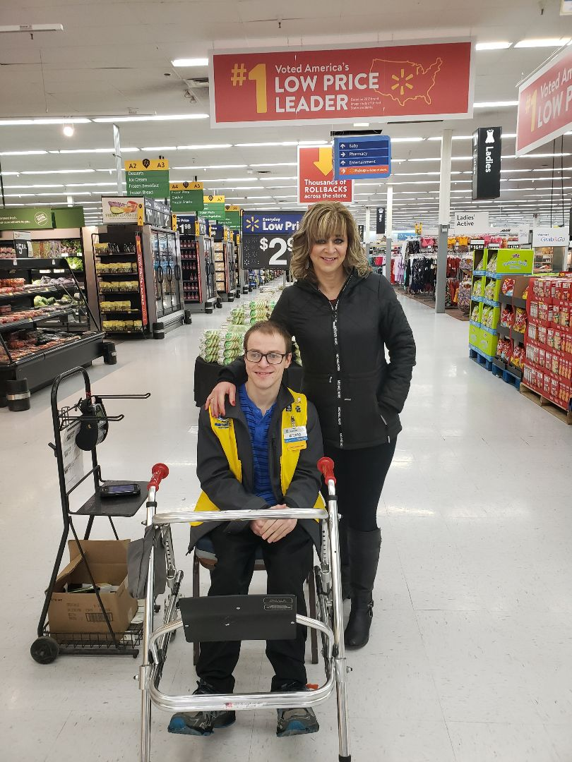 Catlin takes new position at Walmart | News | dailyitem com