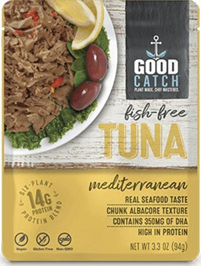 Beyond plant-based meat, General Mills is now investing in plant-based seafood