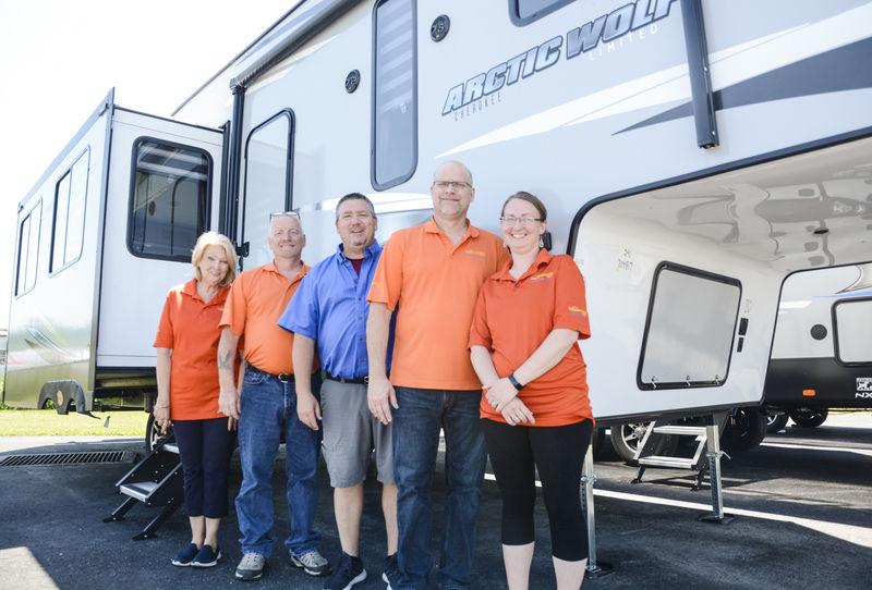 Valley RV dealers say virus helped sales spike