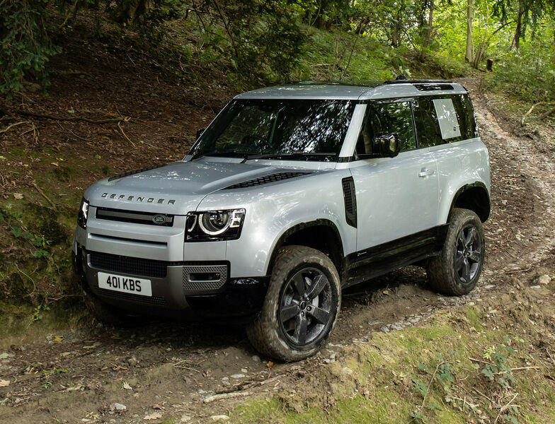 Adventurers rejoiceIconic Land Rover reimagined