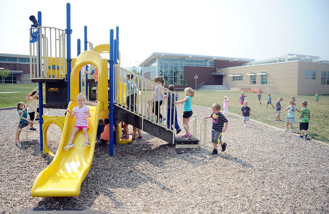 Kids to get $300G playground; Playworld gets 'real-life ...