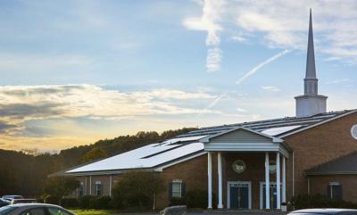 Sunbury Bible Church will be sun-powered