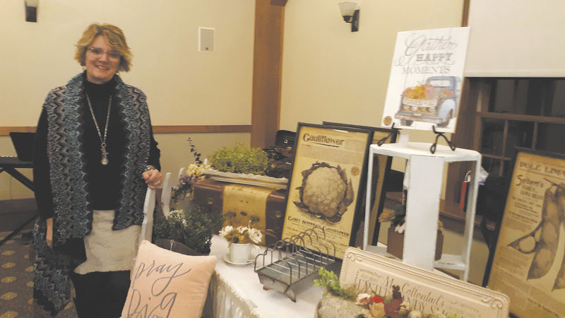 Local business owner featured at supper party